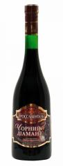 Вино ординарное десертное красное 'Чорний Дiамант'