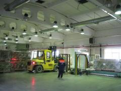 Heating of the Warehouse
