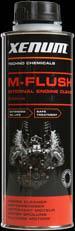 Xenum M-FLUSH internal engine cleaner Промывка