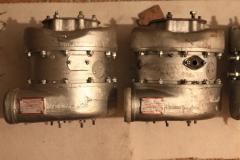 Turbocompressor of TKR14.N9.A-21, TKR14.S-26