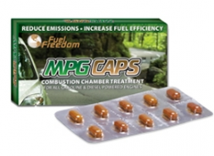 Additive to MPG-Cap fuel