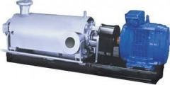 Насос для гарячої води багатоступінчастий  ЦНС(г)