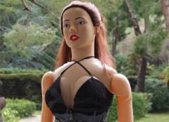 عروسک  محرک جنسی