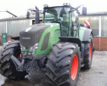 Трактор Fendt 936 Vario TMS