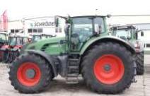 Трактор Fendt  936 Vario Maschinennr.LGWG500736