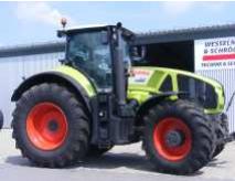 Трактор Claas Axion 920 Maschinennr.NIEG205829