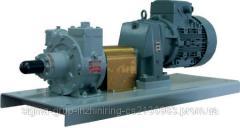 Насосный агрегат Z 3500 CORKEN для перегрузки аммиака, 490 л/мин, Киев
