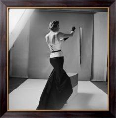 Картина Атласное вечернее платье, Нейлор,