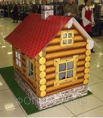Детский домик из сказки