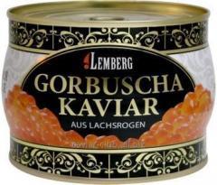 Caviar red salmon Lemberg, 500gr