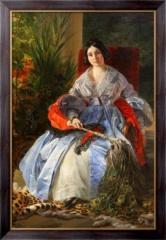 Картина Портрет светлейшей княгини Елизаветы