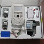 Set of the wireless GSM MMS BSE-2000 alarm system
