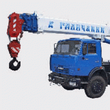 Cranes are self-propelled boom