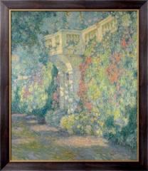 Картина Перила,вход  на террасу, 1924, Сиданэ,