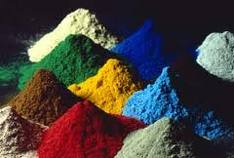 Paints for coloring of metal surfaces