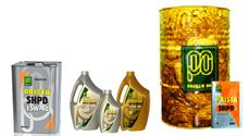 Oils and greasings for agricultural machinery