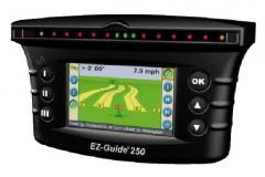 System of parallel driving AgGPS EZ-Steer