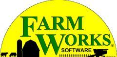 Program of maintaining account FARM WORKS