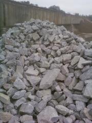 Камень бутовый Ирпень
