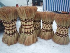 Sorghum brooms ECONOMIC (MARKET)