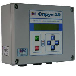 Multichannel block of measurement of temperature