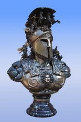 Sculpture Victor bronza88kh65kh45 cm of 2007 -