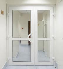 Doors metalplastic GEALAN.