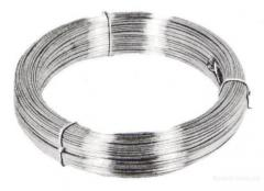 Дріт низьковуглецевий зі сталі 3 пс ОК 4 мм