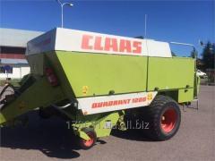 Press sorter of CLAAS QUADRANT 1200