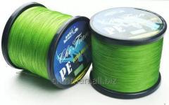 Cord wattled fishing Mumujiuri pletenka, thread,