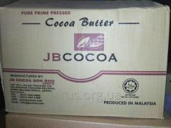 Какао-масло натуральное (JB Сосоа)