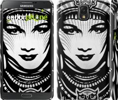 Чехол на Samsung Galaxy Note 3 N9000 Swag 3