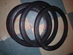 Бандаж резиновый (шины) для колес импортных сеялок