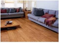 Coverings of floors from a laminate