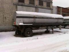 Цистерна транспортная ЦЖУ-8,0-1,8 (п/п ОДАЗ)