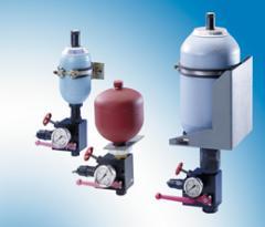 Гидроаккумуляторы (гидро-пневмо аккумуляторы)
