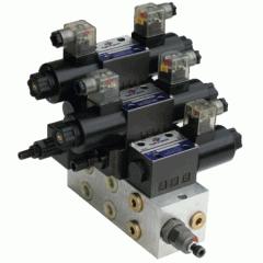 Hydrodistributors. Hydraulic directional valve.