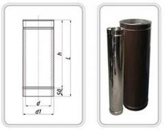Труба из нержавеющей стали AISI 304 с