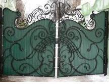 Ворота кованые. Кованые изделия, кованые ворота,