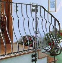 Лестницы,  ковка,  Модули для лестниц и...
