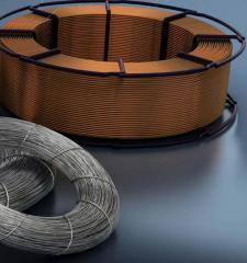 Проволока стальная углеродистая пружинная ГОСТ 9389-75 DIN 17223 EN 10270-1, пр-во Стальканат-Силур Одесса
