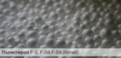 Полистирол F-S, F-SB,F-SA (Китай)