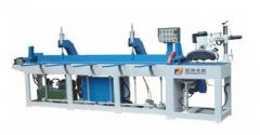 MHB 1546 press for merging of a bar longwise