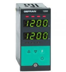 Gefran 1200 Конфигурируемый двухдисплейный контроллер