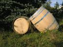 Barrels for wine oak