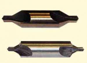Сверла центровочные комбинированные