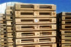 Pallets, europallets wooden