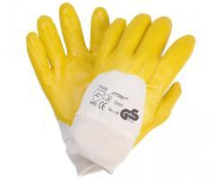 Gloves maslobenzostoyky in Ukraine