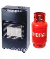 Газовый нагреватель воздуха MASTER 450 CR
