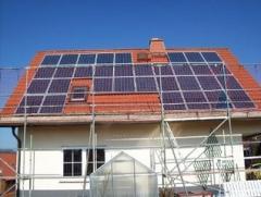 Автономні сонячні енергетичні установки